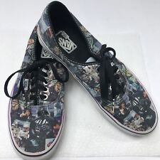 Vans Star Wars Collage Lace Up Shoes Mens Size 9.5