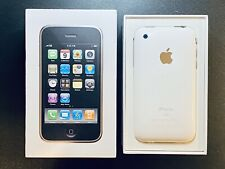 Apple iPhone 3G - 16GB White (AT&T) A1241 with Matching Box Working Rare iPhone