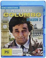 Columbo: Season 2 - 3 DISC SET (2017, REGION B Blu-ray New)