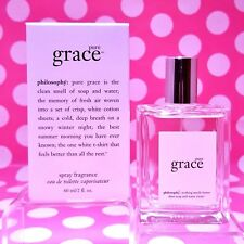 PHILOSOPHY PURE GRACE EDT 2 OZ SPRAY  DIST BY PHILOSOPHY PRE COTY IN BOX