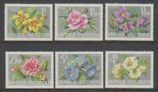 Flowers Mint Never Hinged/MNH Single Austrian Stamps