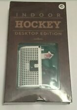 Brand New Indoor Hockey Desktop Edition Set Disc Shooter Goal Keeper Yard