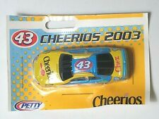 General Mills 2003  Cheerios  Petty Enterprises   No. 43 Die Cast Car NIP
