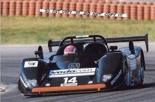 9x6 Photograph Toivonen / Salazar / Pareja  BRM-Nissan P301   Le Mans 24hrs 1997