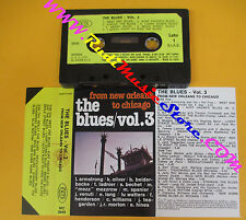 MC THE BLUES VOL.3 From new orleans to chicago compilation 1985 no cd lp dvd vhs