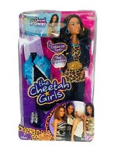 Aqua The Cheetah Girls doll. 2007 Disney. Play Along. New in Box