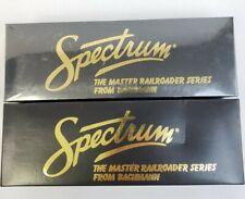 Bachmann Spectrum GE 44 Ton Diesel Switcher New Haven HO 80039 & 16946 set!!!