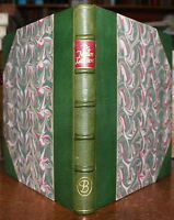 1978 Cape VIEWS and Costumes Brenthurst Press Numbered Limited Edition Leather