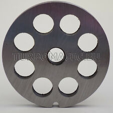 CUTTING PLATE  FOR MEAT GRINDER TYPE 22/16 mm ALL SIZES U-