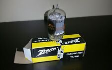 VINTAGE NOS. ZENITH 6LR8 TUBE IN BOX. MADE IN USA.