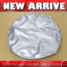 Spare Wheel Tire Soft Cover 30-31 for TOYOTA Land Cruiser Without Logo