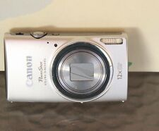 4 Cameras, Elph 340Hs 12X Zoom - ,Polaroid 5.0 Mega- Canon Sd 630-Fuji Film 7.3
