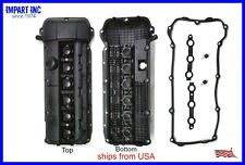 BMW Valve Cover Complete with Valve Cover Gasket  NEW  11 12 7 512 839