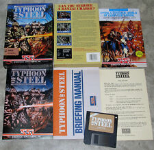 TYPHOON OF STEEL BY SSI IN INGLESE PER AMIGA RETROGAMES