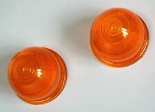 Lucas L594 Pair of Amber / Orange Acrylic Lenses, 37H8130