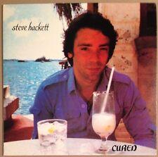 Steve Hackett - Cured - EX Vinyl LP
