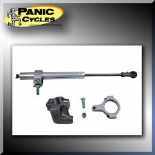 DAYTONA FORK STEERING DAMPER STABILIZER KIT FOR HARLEY FXST /B/D  2000-2010