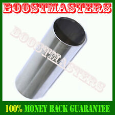 "2 1/2 x 7 Stainless Steel Exhaust downpipe dump pipe Straight Piping 2.5"" x7"""