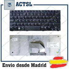 TECLADO ESPAÑOL NEGRO PARA DELL INSPIRON MINI 1018