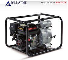 MOTOPOMPA KAMA PER ACQUE NERE TRASH - MOTORE 4T 6,5 HP KGP30TR