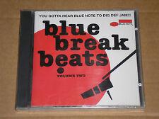 BLUE BREAK BEATS VOL. 2 (DONALD BYRD, GENE HARRIS) - CD SIGILLATO (SEALED)