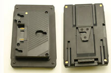 Anton/Bauer Gold Battery to Sony V-Lock Mount Equipment battery Plate JVC Video