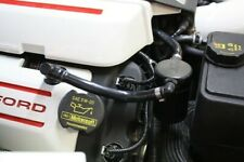 JLT 3.0 Oil Separator Catch Can For 2011-2017 Ford Mustang GT 5.0L V8 Black