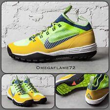 Nike AIR MAX QS Vivida ZOLFO ZERO Nuovo con Scatola Deadstock UK8 US9