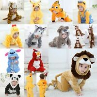 Baby Boy Girl WINTER WARM Carnival Fancy Dress Party Costume Outfit Clothes