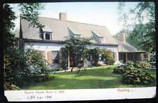 Flushing Long Island NY~1905 Bowne House Built in 1661