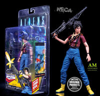NECA SPACE MARINE LT. ELLEN RIPLEY - ALIEN DAY EXCLUSIVE FIGUR - NEU/OVP
