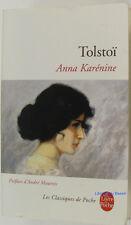 Anna Karénine Léon Tolstoï 2011