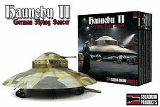 "1/72 Squadron Haunebu II, 14"" Nazi Flying Saucer secret weapon #0001"