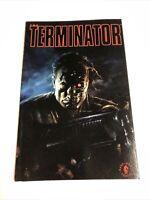 Terminator Tempest TPB (1991) (NM) | 1st print | John Arcudi