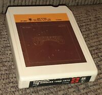 Carpenters The Singles greatest hits 1969-1973 8 Track Tape LATE NITE BARGAIN