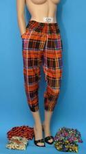Straight Leg Harem Regular Size Pants for Women