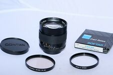 Contax Zeiss Planar 85mm f1.4 T* telephoto lens for Contax/Yashica mt. Sony a7R