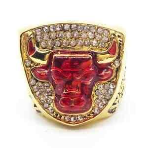 NBA 1993 Chicago Bulls #1 Championship rings
