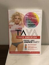 Tracy Anderson: Ta Va - Strong & Sexy Dance Pary Anbd64559D - New