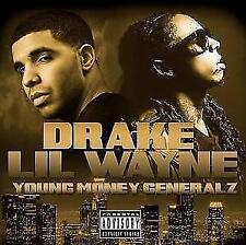 Young Money generalz-DRAKE & Lil Wayne (2016) Neuf & neuf dans sa boîte
