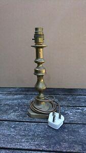 Victorian Candlestick Lamp