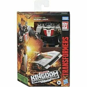 Transformers Wheeljack Kingdom Deluxe War for Cybertron *IN STOCK