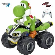 Carrera 200997 Nintendo Mario Kart 8 - YOSHI QUADBIKE - RC Car 2.4Ghz (Green)
