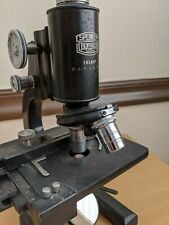 New listing Vintage Spencer Buffalo Medical Microscope