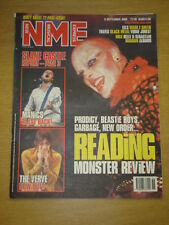 NME 1998 SEP 5 PRODIGY BEASTIE BOYS GARBAGE NEW ORDER