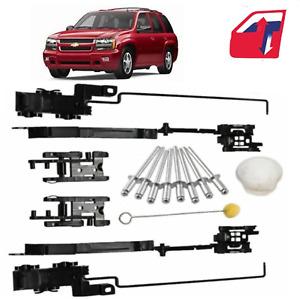 Fits 2002-2008 Chevrolet Trailblazer & GMC Envoy Sunroof Repair Kit
