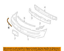 FORD OEM 05-07 Five Hundred-Bumper Trim-Molding Trim Right 5G1Z17C829AAA