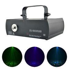 500mW RGB  Animation Laser Light Program DMX Projector DJ Party Stage Lighting