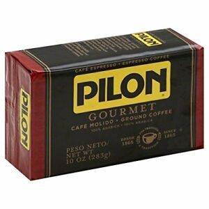 10x Cafe Pilon Gourmet Espresso Roast Coffee 284 g