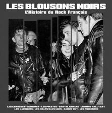 Les Blousons Noirs L'Histoire Du Rock Francais 180G Vinyl LP Record